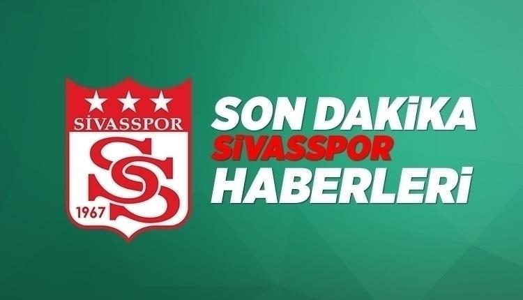 Sivasspor Son Dakika Haber - Cumhurbaşkanı Erdoğan'a Afrin'de Sivas forması (3 Nisan 2018 Sivasspor haberi)