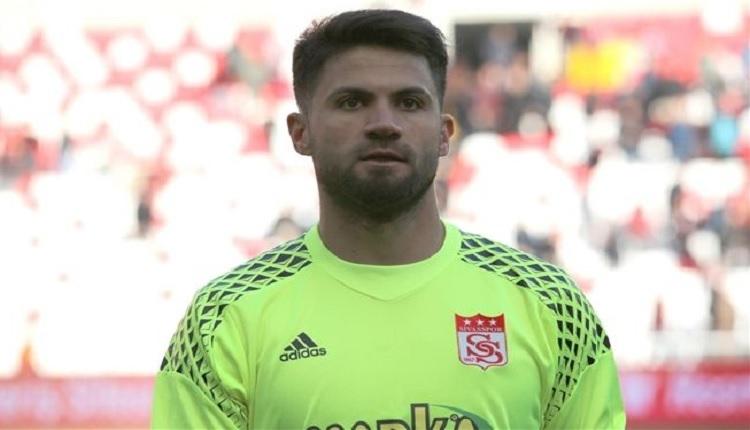 Sivasspor'da kaleci Ali Şaşal ligde ilk maçında Fenerbahçe'ye karşı oynayacak