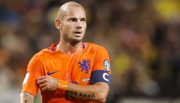 Sneijder milli takımı jübile maçıyla bırakıyor