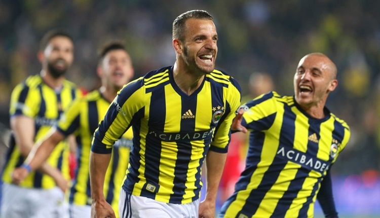 Soldado'nun Antalyaspor'a attığı gol (İZLE)