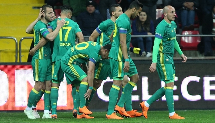Soldado'nun Kayserispor maçında attığı 2. gol (İZLE)