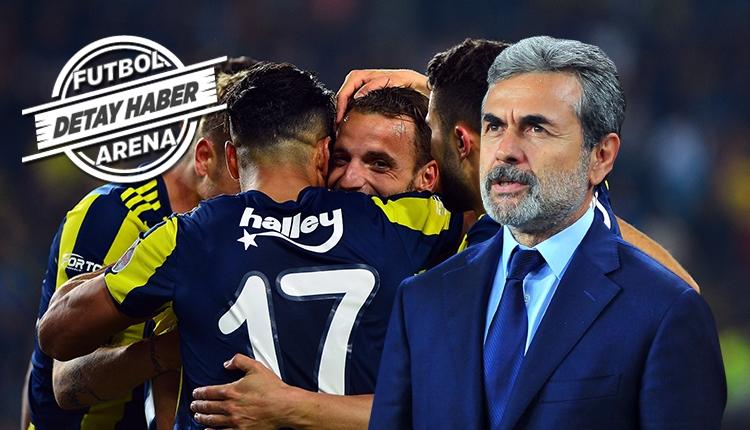 Son 6 sezonun en skorer Fenerbahçe'si
