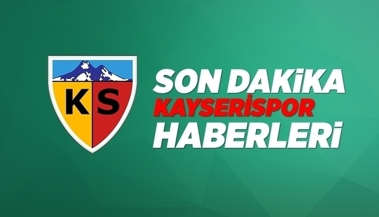 Son Dakika Kayserispor Haberi: Fenerbahçe maçı öncesi son gelişmeler (2 Nisan 2018 Pazartesi)