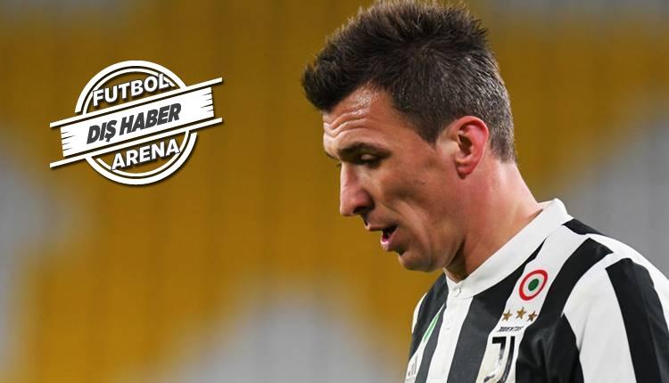 Son dakika transfer haberi! Mandzukic Türkiye'ye, Morata Juventus'a gidiyor