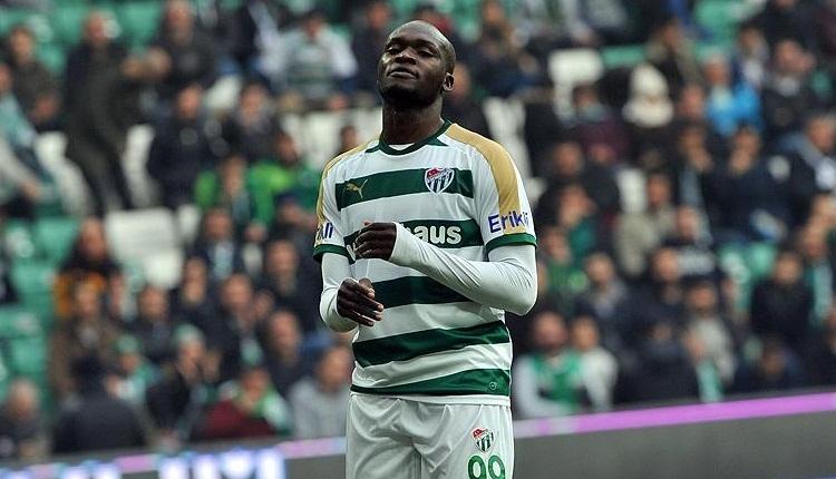 Sow, Bursaspor'da ilk golünü Göztepe'ye attı (İZLE)