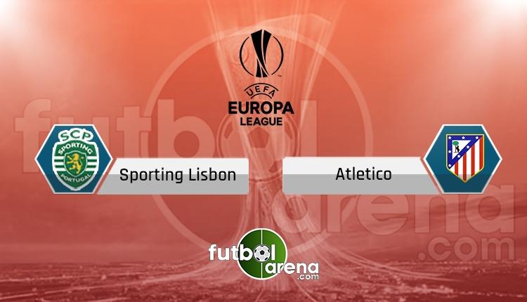 Sporting Lizbon - Atletico Madrid maçı TİVİBU SPOR 2 canlı ve şifresiz izle