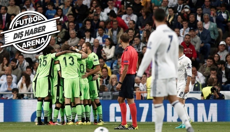 Sporting Lizbon'da 19 futbolcu kadro dışı