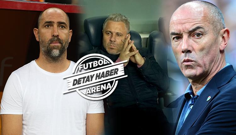 Süper Lig'de tek yabancı teknik direktör kaldı! Yerliye dönüş