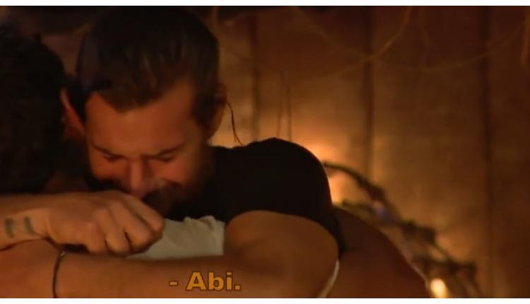 Survivor'dan elenen Cumali gözyaşlarına boğdu! (Survivor ada konseyi Cumali Hakan vedası)
