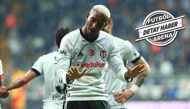 Talisca 2018 yılını çok sevdi! Beşiktaş'ta Talisca fırtınası