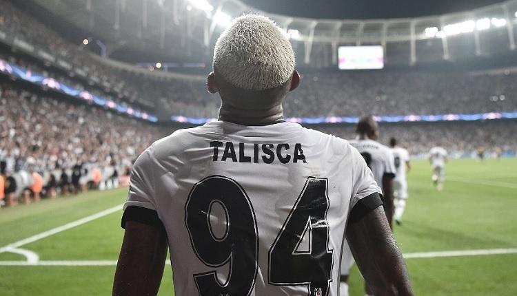 Talisca'nın Beşiktaş - Göztepe maçında attığı golü (İZLE)