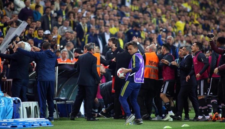 TFF'den Fenerbahçe - Beşiktaş derbi kararı