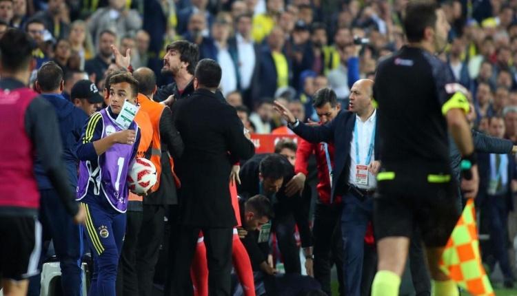 Tolga Zengin'den olaylı Fenerbahçe, Beşiktaş derbisi açıklaması