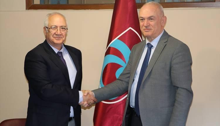Trabzonspor Başkan adayı Ahmet Ağaoğlu listesini teslim etti! Ahmet Ağaoğlu kimdir?