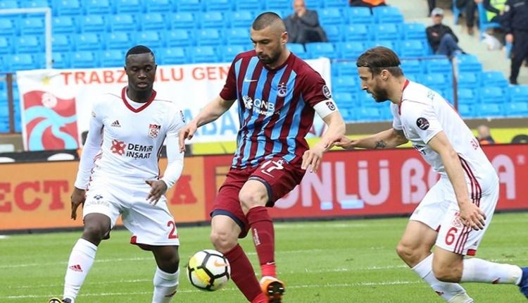 Trabzonspor'da en çok gol yiyen 4. takım