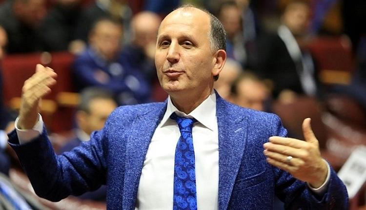 Trabzonspor'da eski başkan Muharrem Usta'dan yalanlama