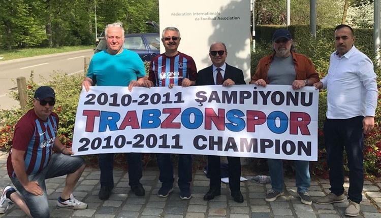 Trabzonspor'da Önder Bülbüloğlu, şike davası için FIFA'da