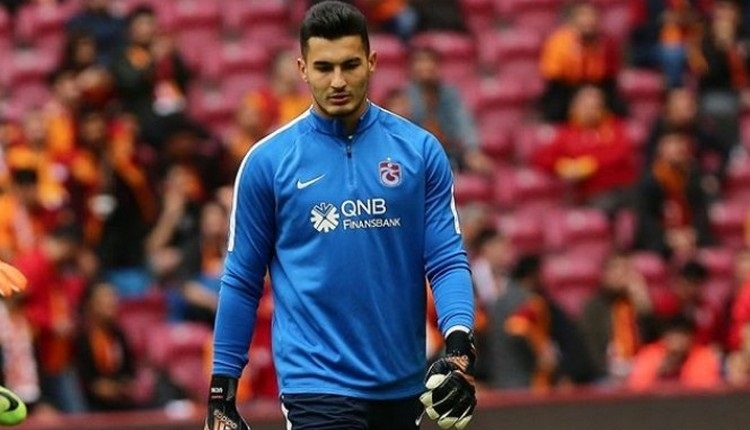 Trabzonspor'da Rıza Çalımbay açıkladı! Uğurcan Çakır kimdir?