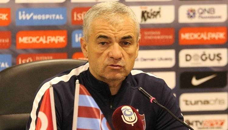 Trabzonspor'da Rıza Çalımbay'dan ayrılık itirafı