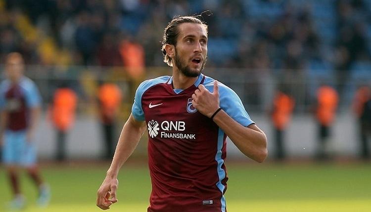 Trabzonspor'da Yusuf Yazıcı rüzgarı! (Yusuf Yazıcı'nın Antalyaspor'a attığı golü İZLE)