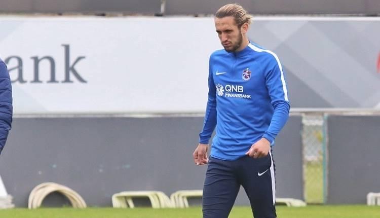 Trabzonspor'da Yusuf Yazıcı sakatlandı! Yusuf Yazıcı'nın sakatlığı ciddi mi?