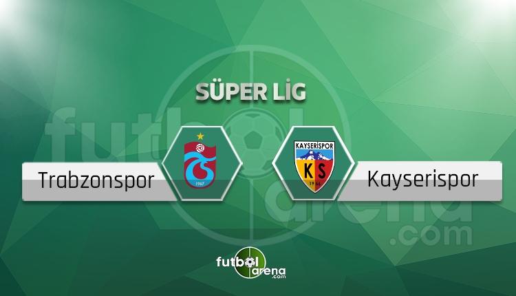 Trabzonspor-Kayserispor beIN Sports canlı ve şifresiz izle