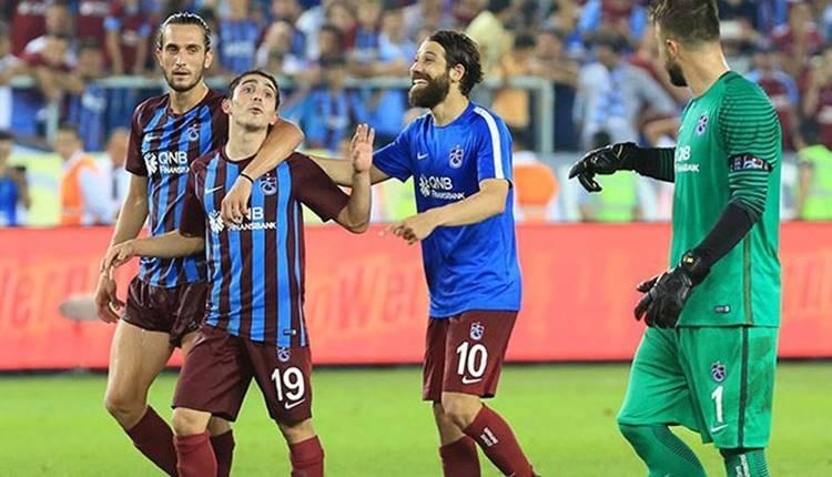 Trabzonspor'u yerli oyuncular taşıyor!