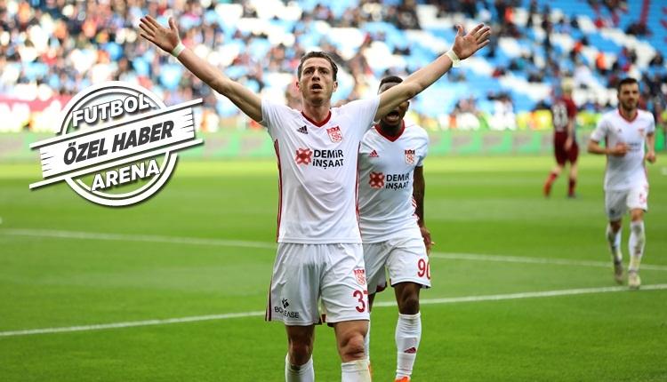 Trabzonspor'u yıkan Hakan Arslan, FutbolArena'ya konuştu