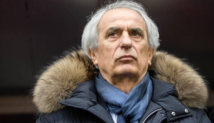 Trabzonspor'un eski teknik direktörü Vahid Halilhodzic Japonya'dan gönderildi