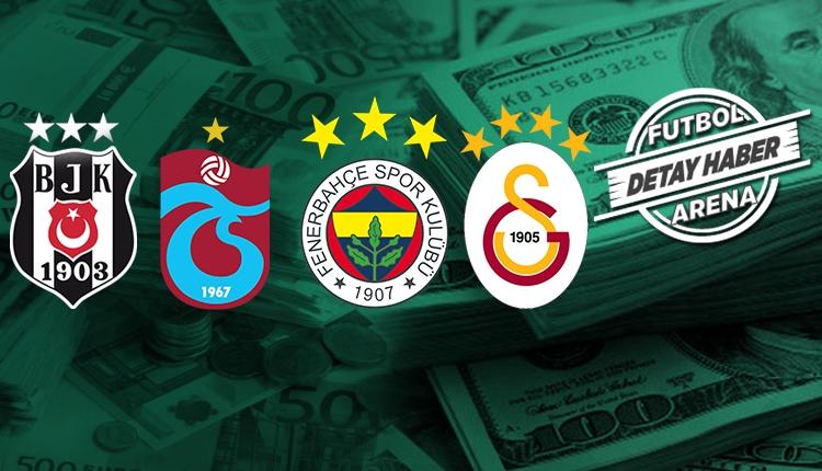 Transfer dönemi öncesi Türk kulüplerinin Euro ve Dolar sıkıntısı
