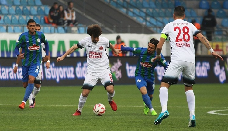 Ümraniyespor - Çaykur Rizespor maçı Bein Sports Haber'de (Bein Sports Haber nasıl izlenir?
