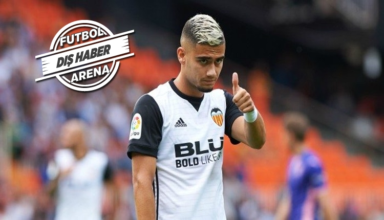 Valencia, Andreas Pereira'nın bonservisini istiyor