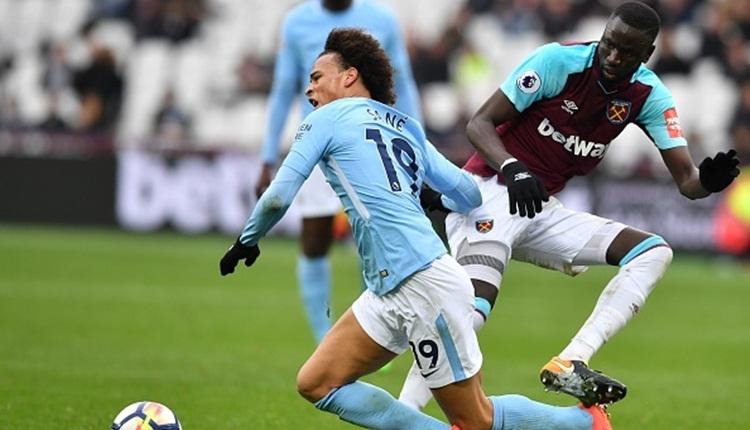 West Ham United 1-4 Manchester City maç özeti ve golleri (İZLE)