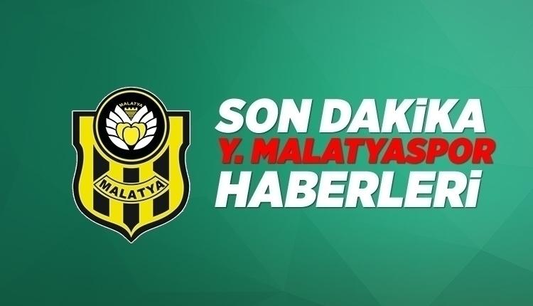 Yeni Malatyaspor Son Dakika Haber - Başakşehir maçı öncesi flaş gelişme (5 Nisan 2018 Yeni Malatyaspor haberi)