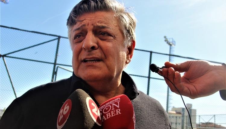 Yılmaz Vural'ın Eskişehirspor'daki ilk sözleri