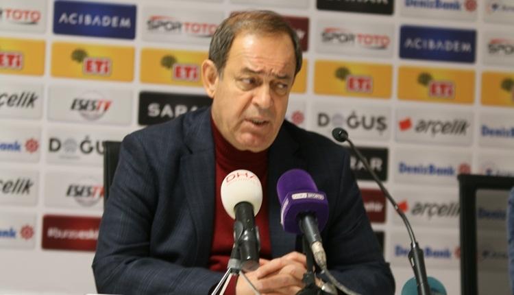 Yücel İldiz, Eskişehirspor'dan istifa ediyor! 'Başkan ile görüşeceğim'