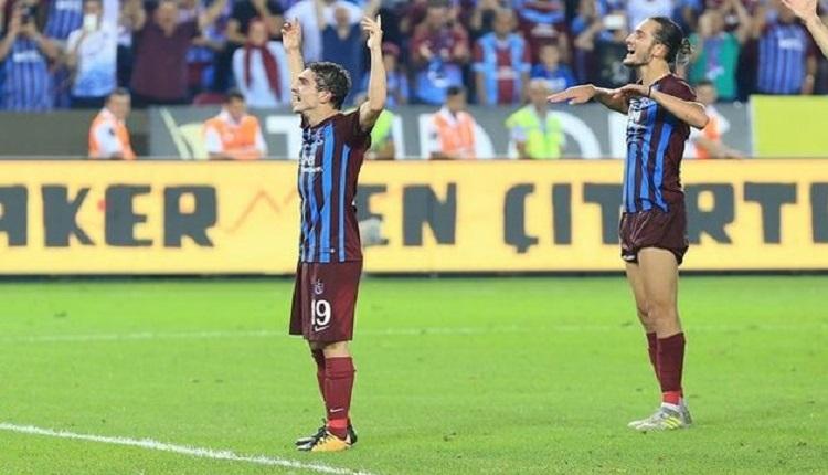 Yusuf Yazıcı ve Abdülkadir Ömür'den Kayserispor maçında şov (İZLE)