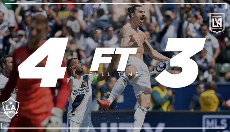 Zlatan Ibrahimovic ilk maçında 2 gol attı! Müthiş şut (İZLE)