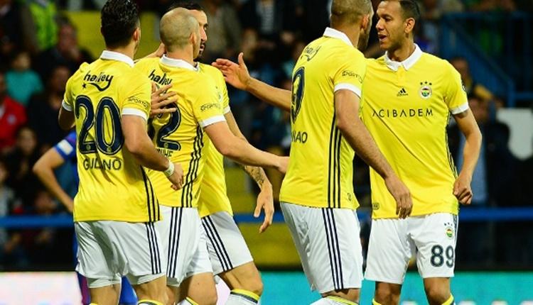 Aatif, Fenerbahçe'nin 100. golünü attı (İZLE)