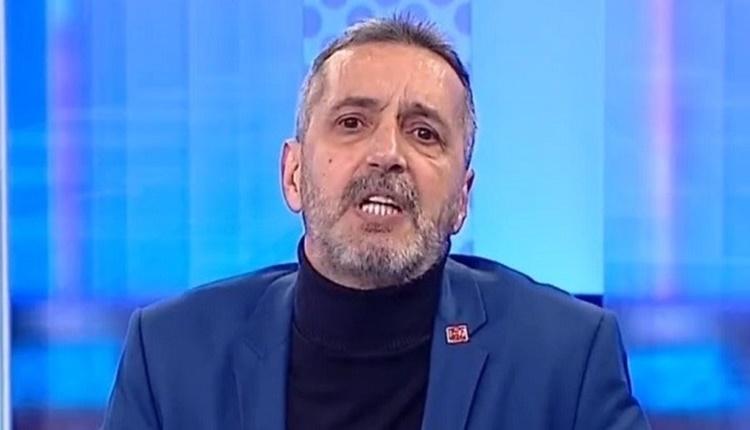 Abdülkerim Durmaz'dan canlı yayında Beşiktaş'a mesaj