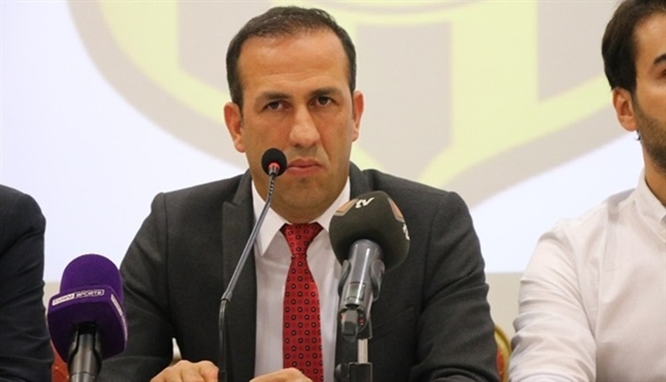 Adil Gevrek'ten Galatasaray'a gözdağı