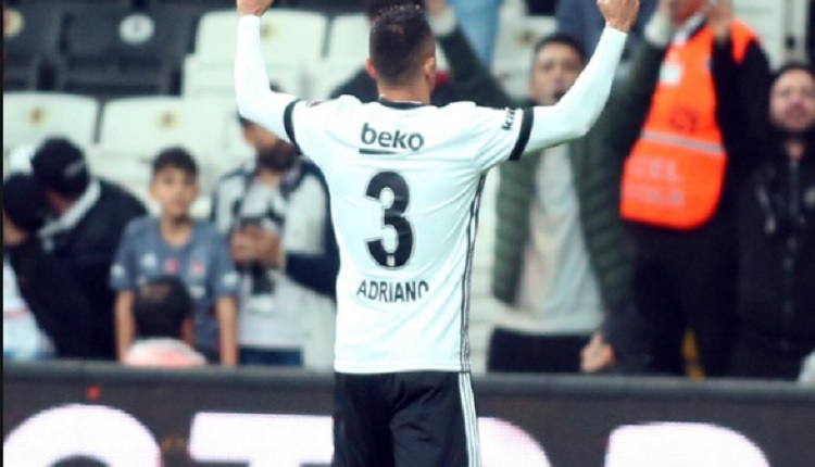 Adriano'dan Kayserispor'a müthiş gol (İZLE)