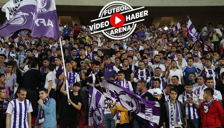 Afjet Afyonspor Spor Toto 1. Lig'de!