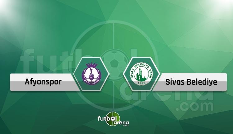 Afyonspor - Sivas Belediyespor play-off maçı ne zaman? (TFF 2. Lig play-off eşleşmeleri )