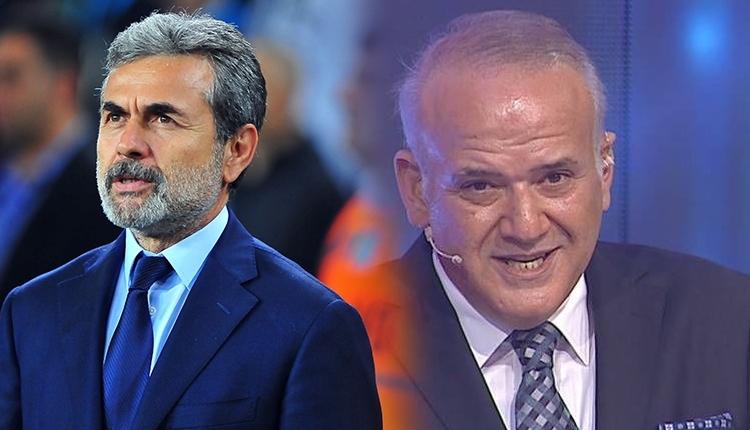 Ahmet Çakar'dan Aykut Kocaman'a olay gönderme ''Kupa nerede?''