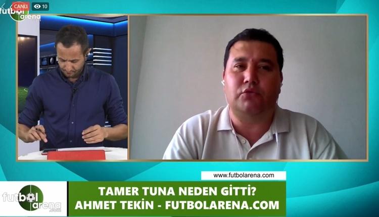 Ahmet Tekin, Göztepe'de son durumu anlattı