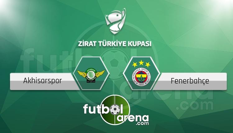 Akhisarspor - Fenerbahçe, Ziraat Türkiye Kupası finali ne zaman? (Akhisar - FB kupa finali)