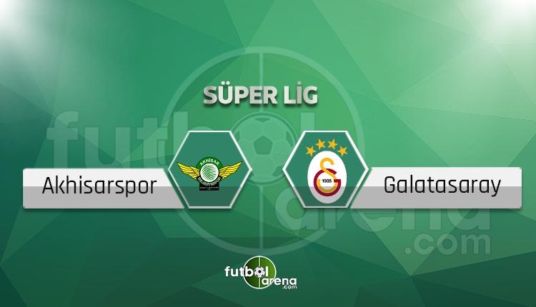 Akhisarspor - Galatasaray BeIN Sports canlı şifresiz izle