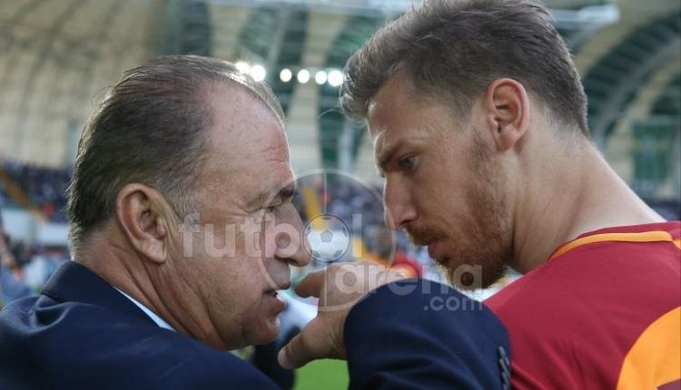 Akhisarspor maçında sakatlanan Serdar Aziz'in sakatlığı ciddi mi?