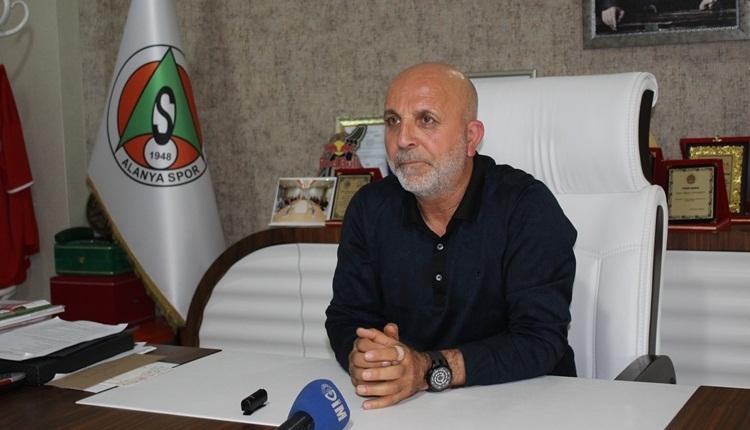 Alanyaspor'da Hasan Çavuşoğlu yeniden başkan
